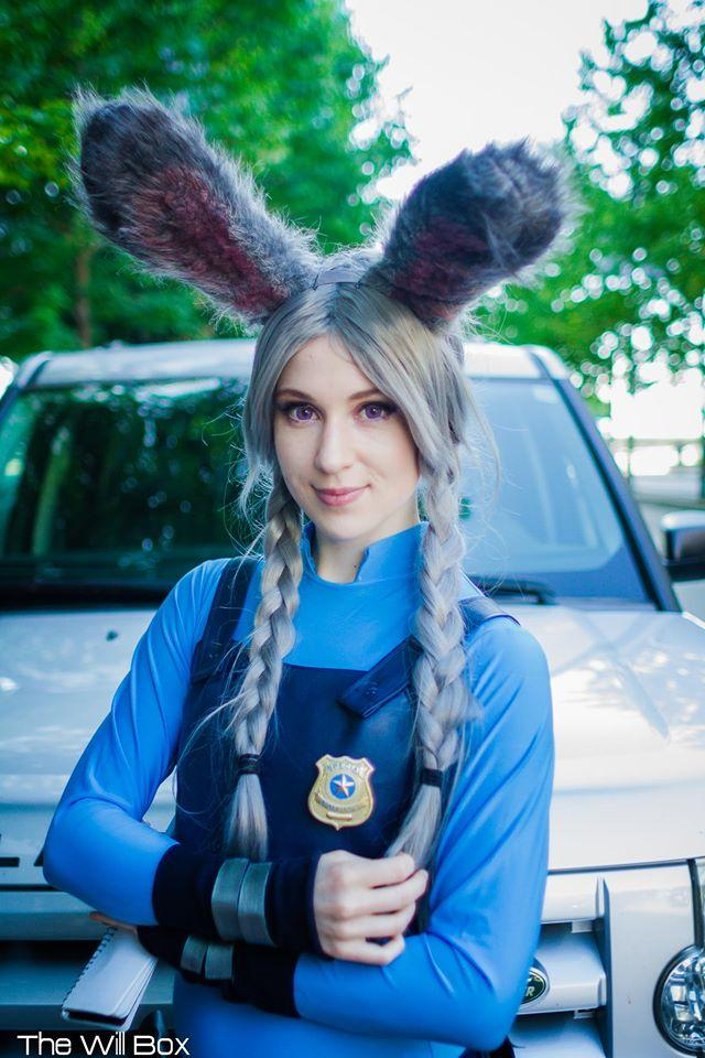Judy Hopps[Zootopia] από Caroline Dawe Art & Cosplay