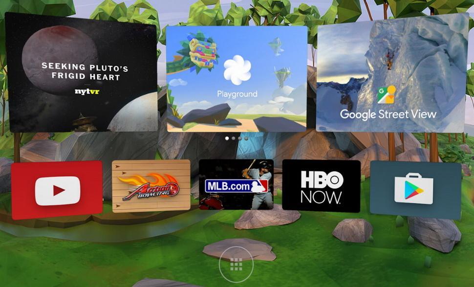 Σχεδιασμένο για το Daydream (τεχνολογία VR)
