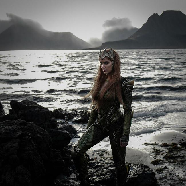 Η Amber Heard ως Mera για το Justice League και Aquaman / Warner Bros.