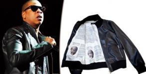O Jay-Z τύπωσε σελίδες του βιβλίου του στο εσωτερικό μέρος του μπουφάν της Gucci [Photo]