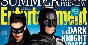 Entertainment Weekly x The Dark Knight Rises [Official Photos]