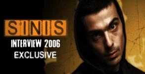 Sinis: Συνέντευξη 2006