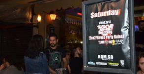 SP Beer Pong 2on2 05.04.2014 @ ΟΝΑΡ Rock Cafe/Bar [Ανταπόκριση]