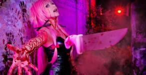 Witchiko: Yuno Gasai (Future Diary Cosplay) [Photos]