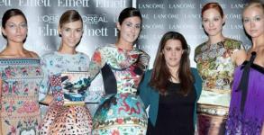 Mairi Katrantzou F/W 2011 Fashion Show @ Salonica 07.09.2011 [Ανταπόκριση]