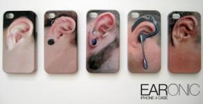 Θήκες για iPhone 4 που απεικονίζουν ανθρώπινα αυτιά! [Photos]