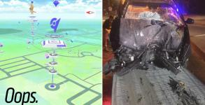 Pokémon GO: Παίχτης οδηγώντας καταφέρνει να πιάσει ένα...δέντρο!