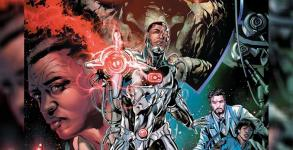 CYBORG #1 - The Imitation of Life! [Preview]