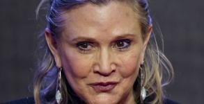 Η εμβληματική Carrie Fisher του Star Wars πέθανε σε ηλικία 60 ετών
