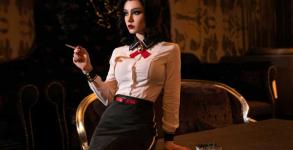 Lunaritie: Elizabeth (BioShock Infinite: Burial at Sea Cosplay) [Photos]