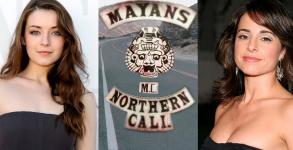 Mayans MC: Sarah Bolger και Jacqueline Obradors στο spin-off του S.o.A.