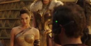 Wonder Woman: Συνεντεύξεις, πως γυρίστηκε η ταινία, 7 clips