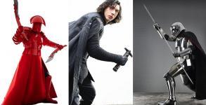 The Last Jedi: Διέρρευσαν φωτ. με Snoke, Luke, Kylo Ren, Rey και άλλους