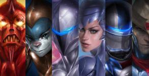 SilverHawks: Απίστευτα fan arts του JoshBurns ξυπνούν αναμνήσεις