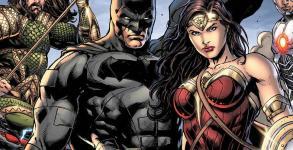 Justice League: Νέα covers για comics και Empire Magazine