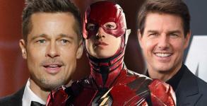 The Flash: Φήμες για Brad Pitt ή Tom Cruise ως Jay Garrick!!