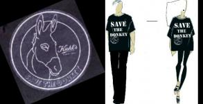 "25.10.2011: Kiehl's ""Save the Donkey"" @ Hondos Center Γλυφάδας"